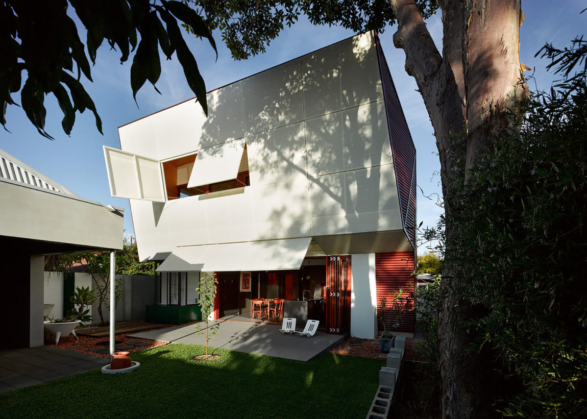 Casa 31_4 Room House by Iredale Pedersen Hook (6)
