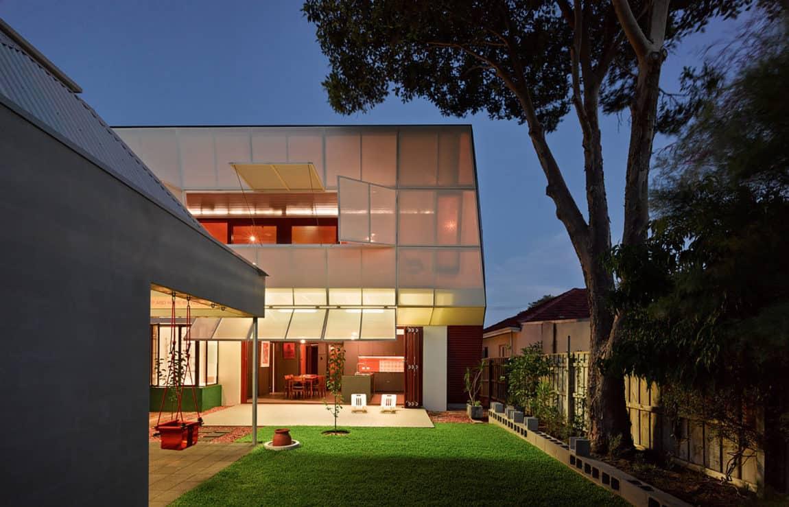 Casa 31_4 Room House by Iredale Pedersen Hook (30)
