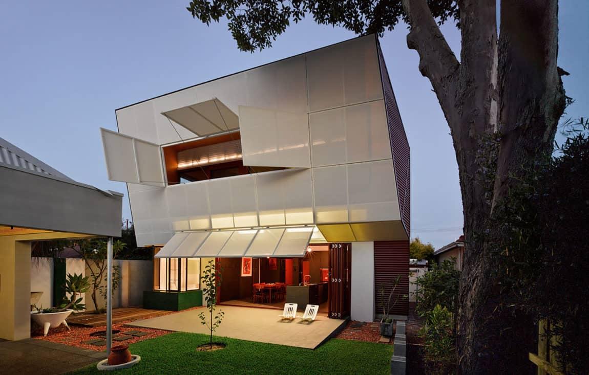Casa 31_4 Room House by Iredale Pedersen Hook (31)