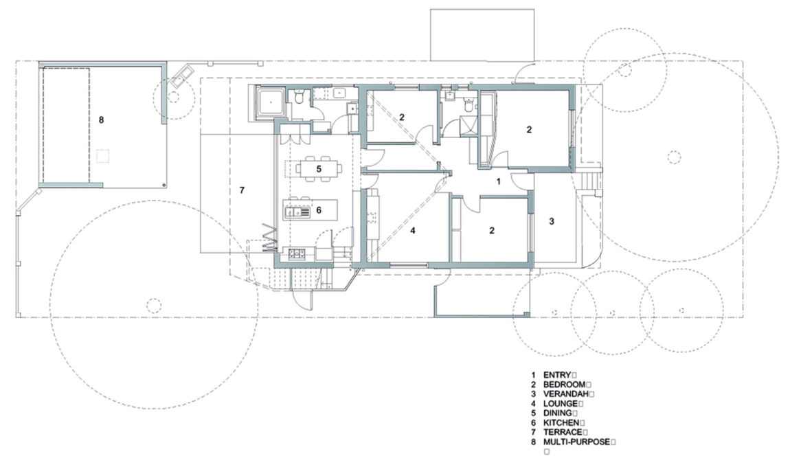Casa 31_4 Room House by Iredale Pedersen Hook (32)