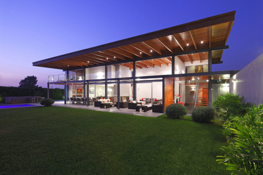 Casa BK by Domenack Arquitectos (11)