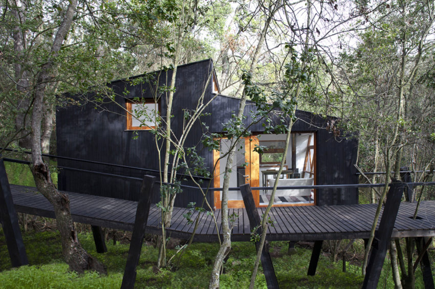 Casa Quebrada by UNarquitectura (2)