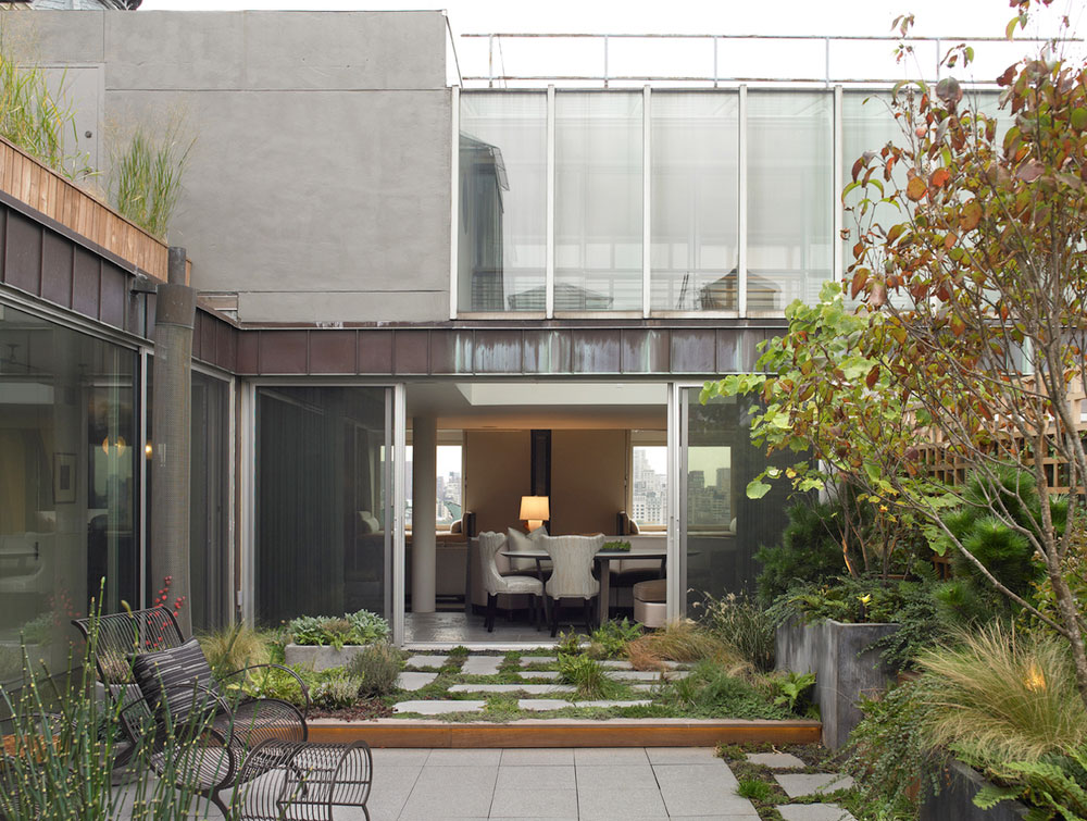 Central Park West Penthouse by Foley Fiore Architecture (1)