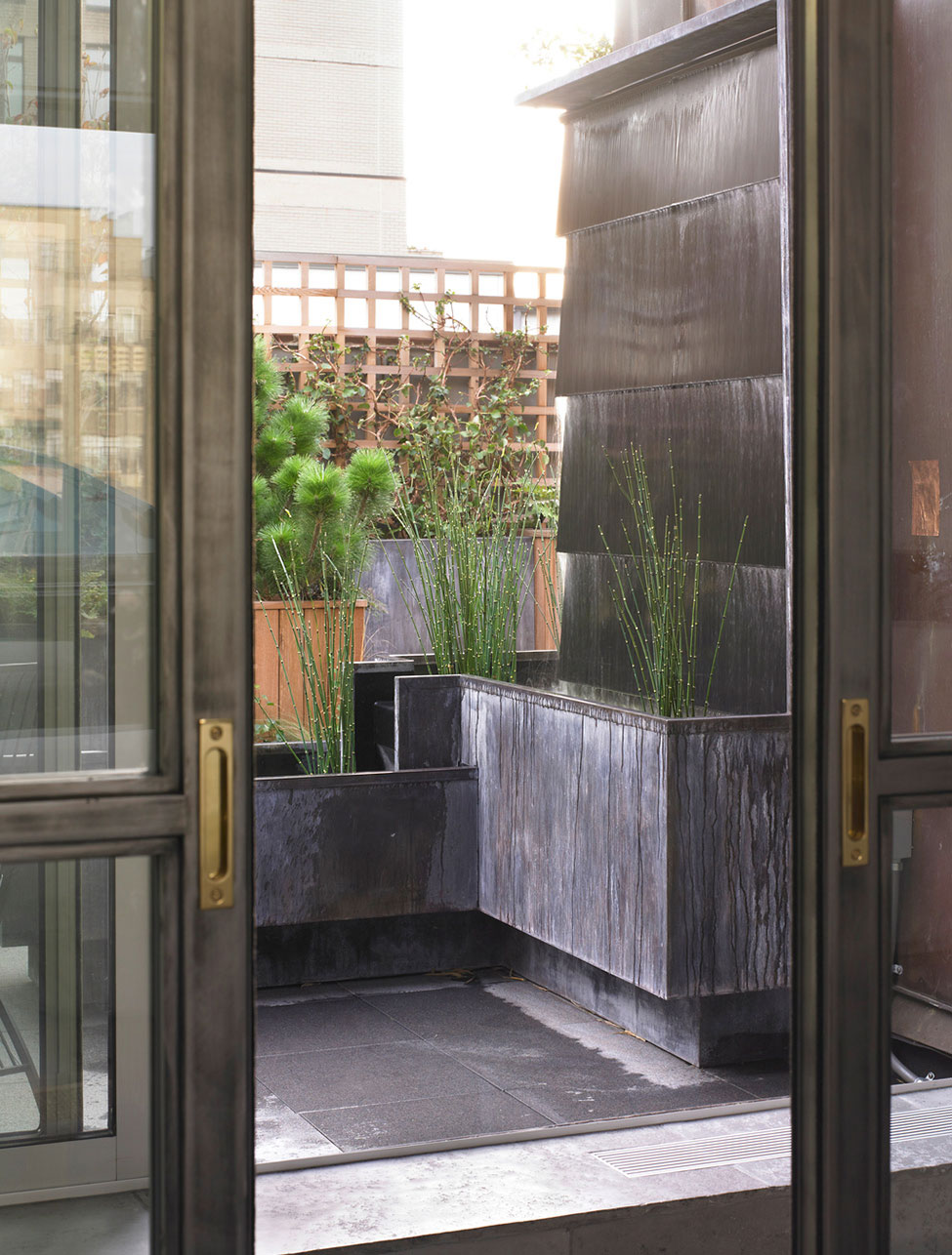 Central Park West Penthouse by Foley Fiore Architecture (3)