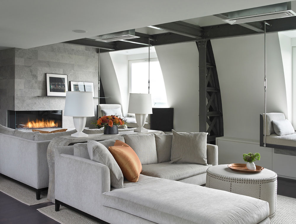 Central Park West Penthouse by Foley Fiore Architecture (4)