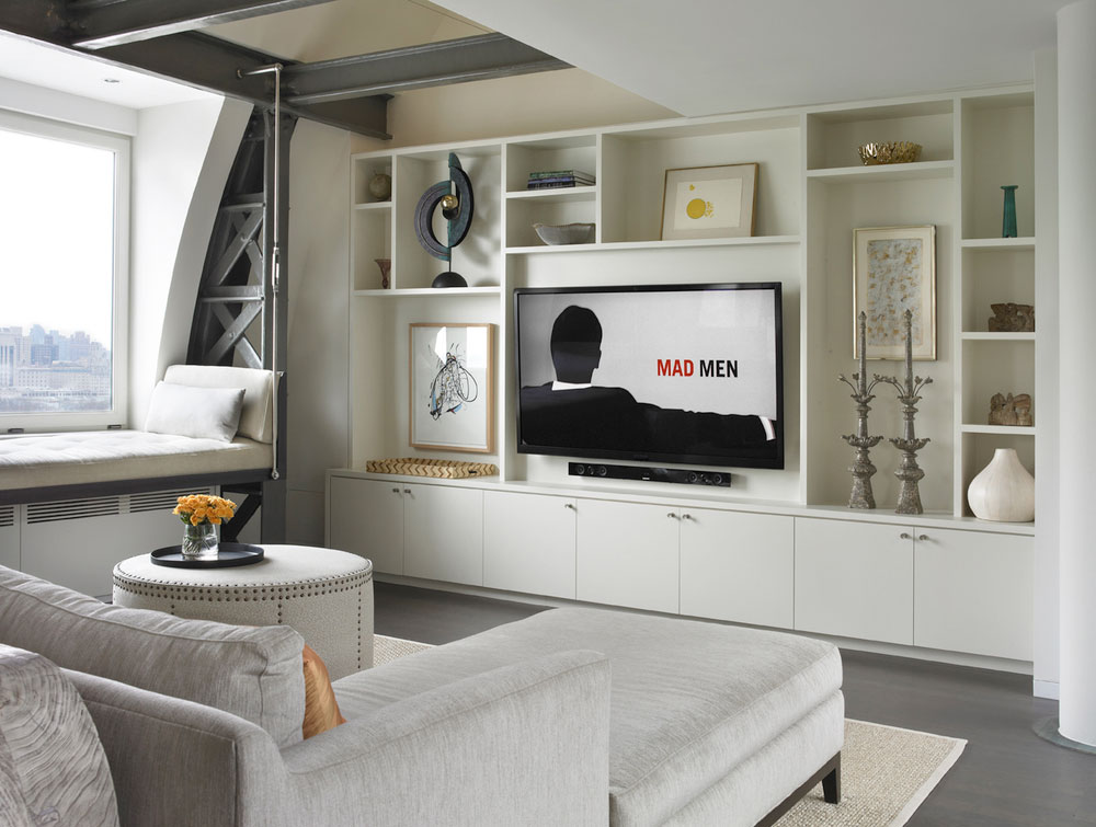 Central Park West Penthouse by Foley Fiore Architecture (8)