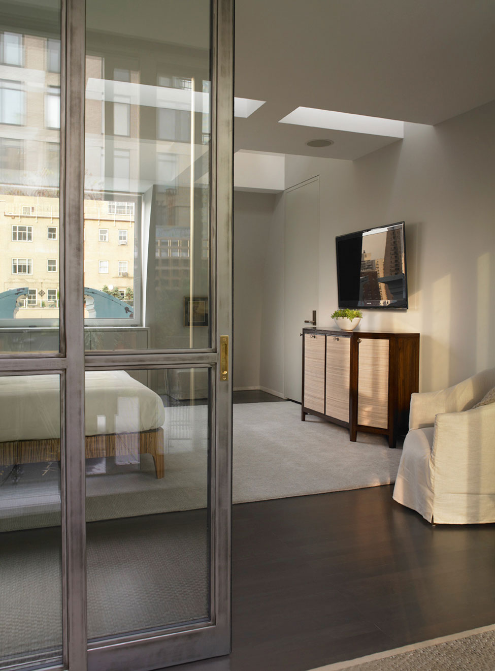 Central Park West Penthouse by Foley Fiore Architecture (14)