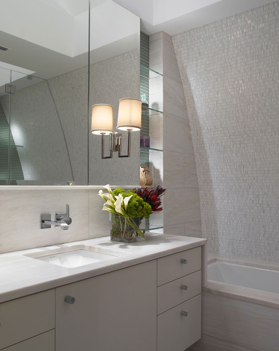 Central Park West Penthouse by Foley Fiore Architecture (18)