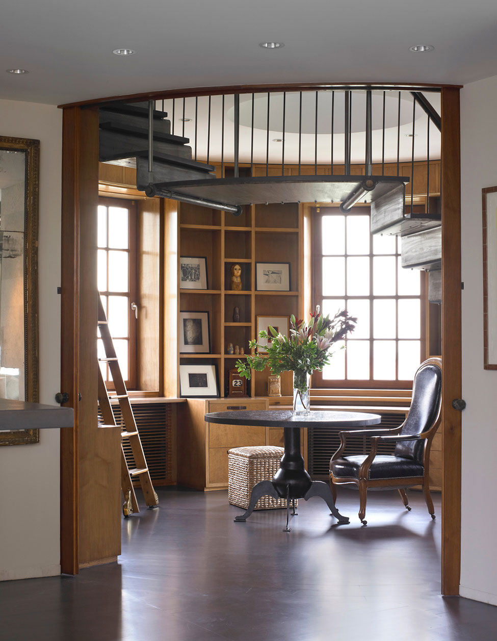 Central Park West Penthouse by Foley Fiore Architecture (19)