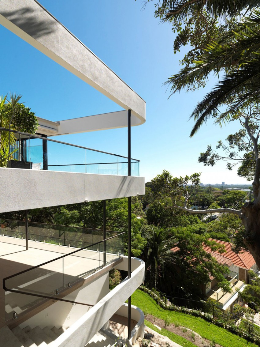 Cliff Top House by Luigi Rosselli Architects (6)