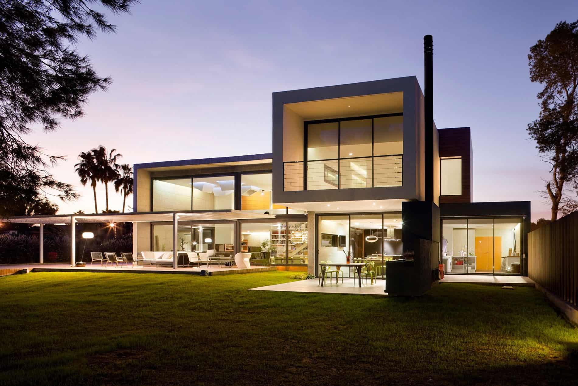 D e house by sanahuja and partners - Casas prefabricadas mediterraneas ...