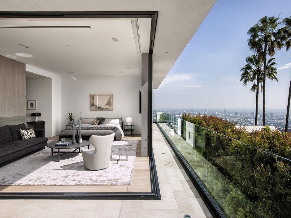 Charmant Designer Home On Sunset Strip