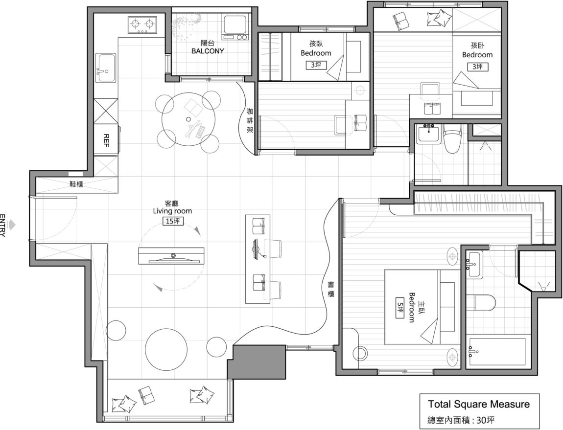 Family Home by House Design (19)