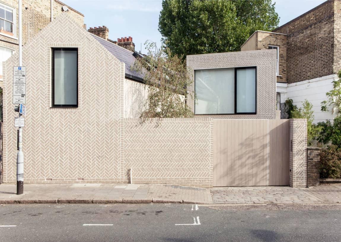Herringbone House by Atelier Chanchan (1)