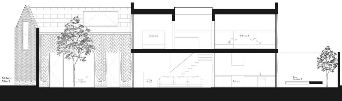 Herringbone House by Atelier Chanchan (17)