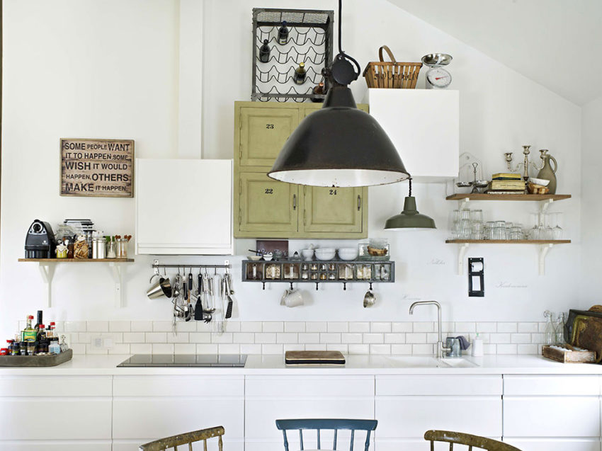Home of an Interior Designer in Oslo by Steen & Aiesh (5)