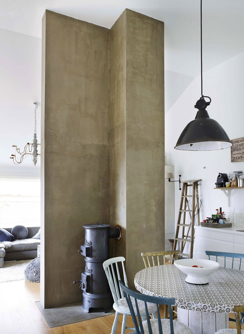 Home of an Interior Designer in Oslo by Steen & Aiesh (11)
