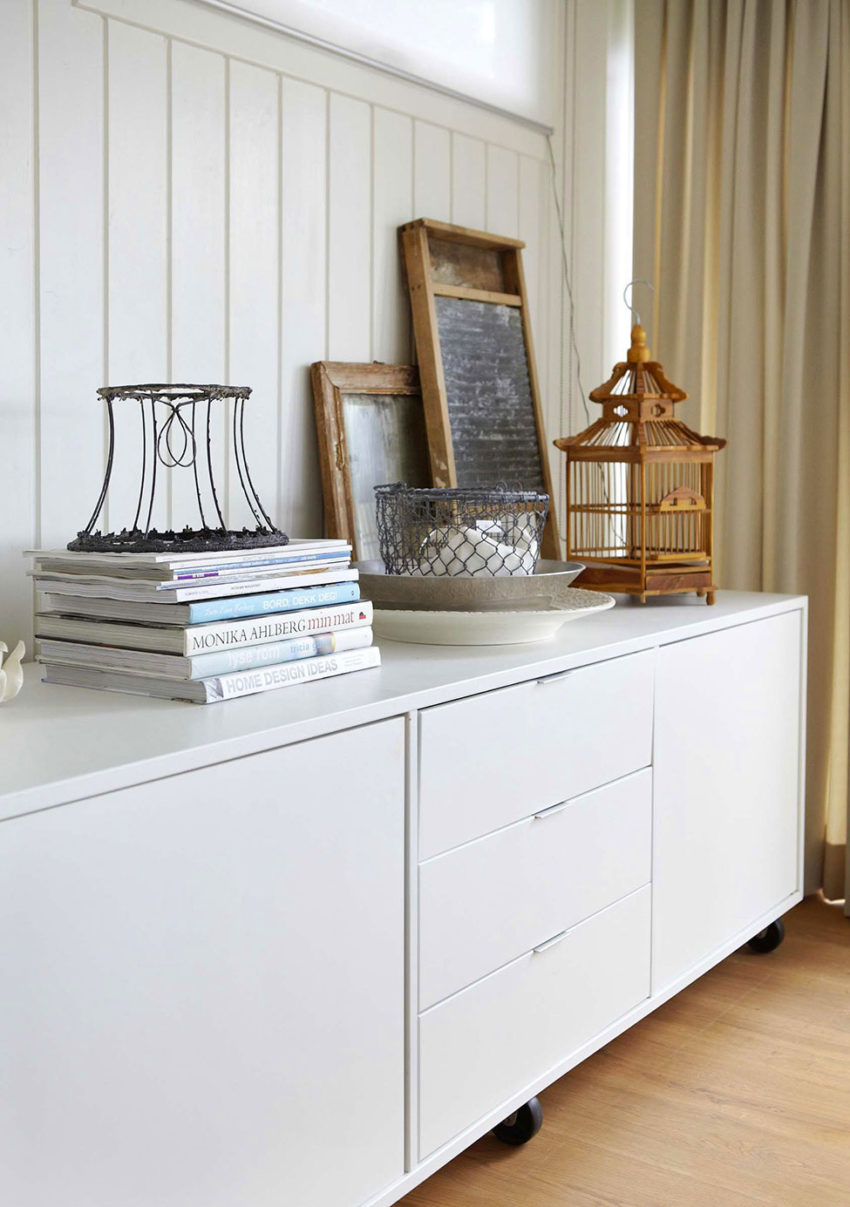 Home of an Interior Designer in Oslo by Steen & Aiesh (24)