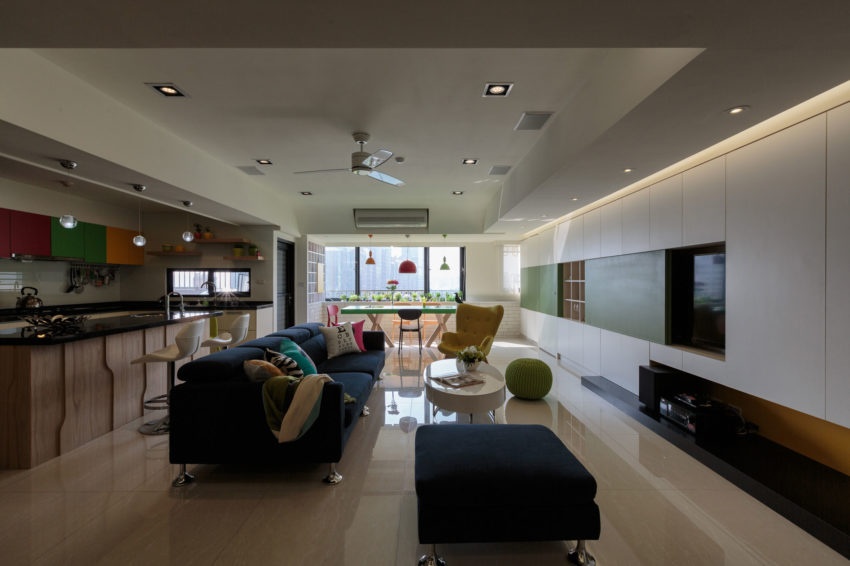Hsieh's House by House Design (6)