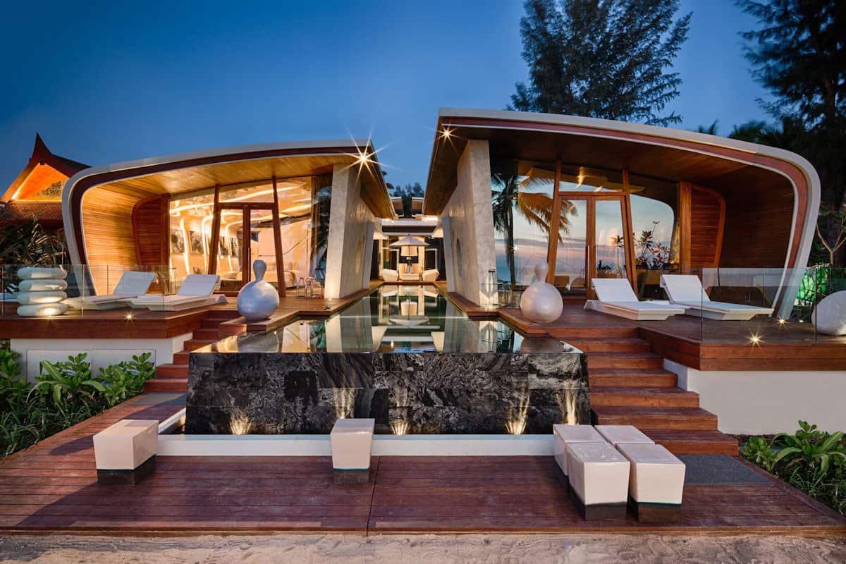 Iniala Luxus Villa Am Strand A Cero