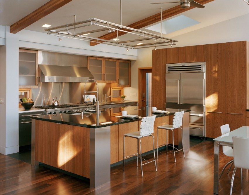 Jones Residence by Kaplan Architects (6)