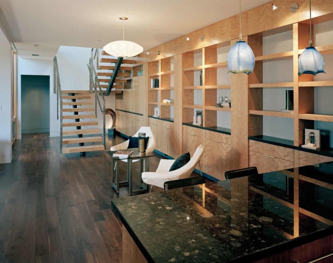 Jones Residence by Kaplan Architects (10)