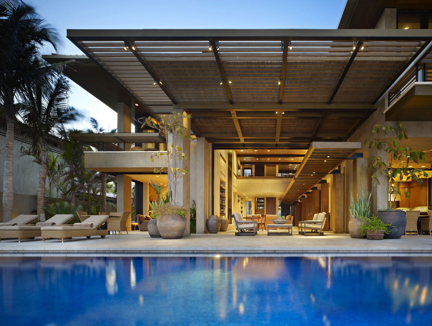 Mexico Residence by Olson Kundig Architects