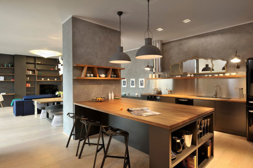 Model Apartment by GAO Architects (3)