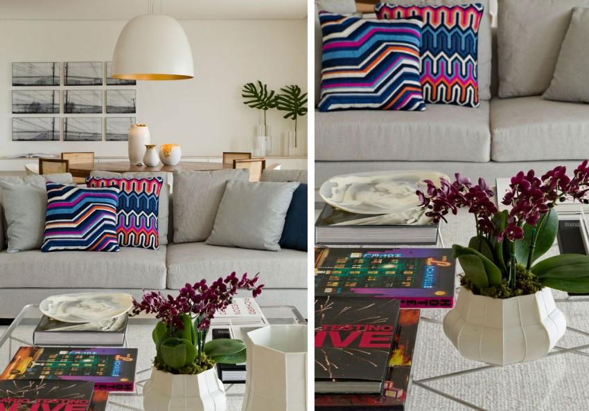 Panamby Apartment by Diego Revollo Arquitetura (4)