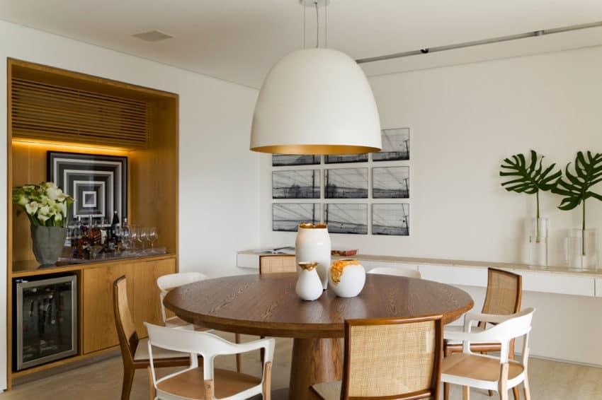 Panamby Apartment by Diego Revollo Arquitetura (14)