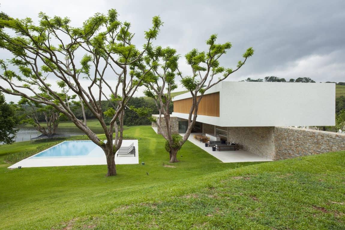 Residencia Itatiba by RoccoVidal P+W (4)