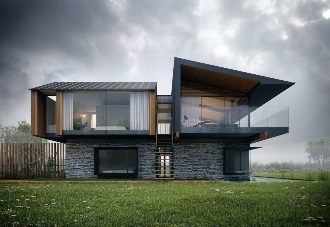 Silver House by Hyde + Hyde Architects (1)