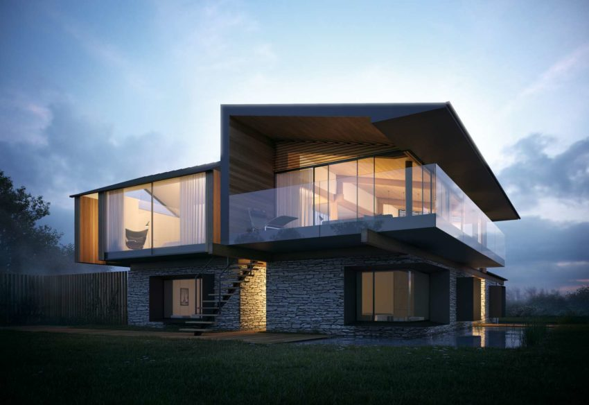 Silver House by Hyde + Hyde Architects (6)
