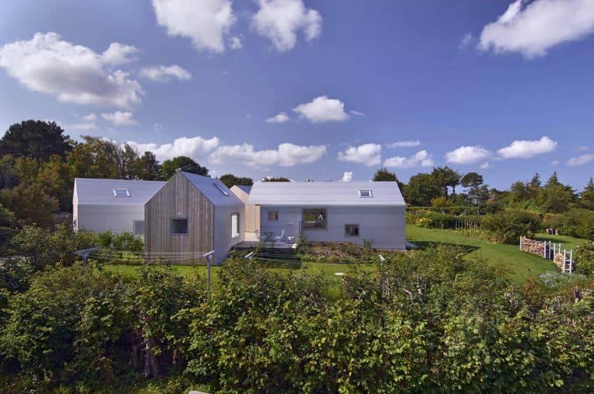 Summerhouse Denmark by JVA (1)