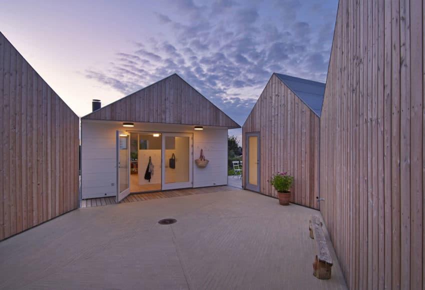 Summerhouse Denmark by JVA (19)