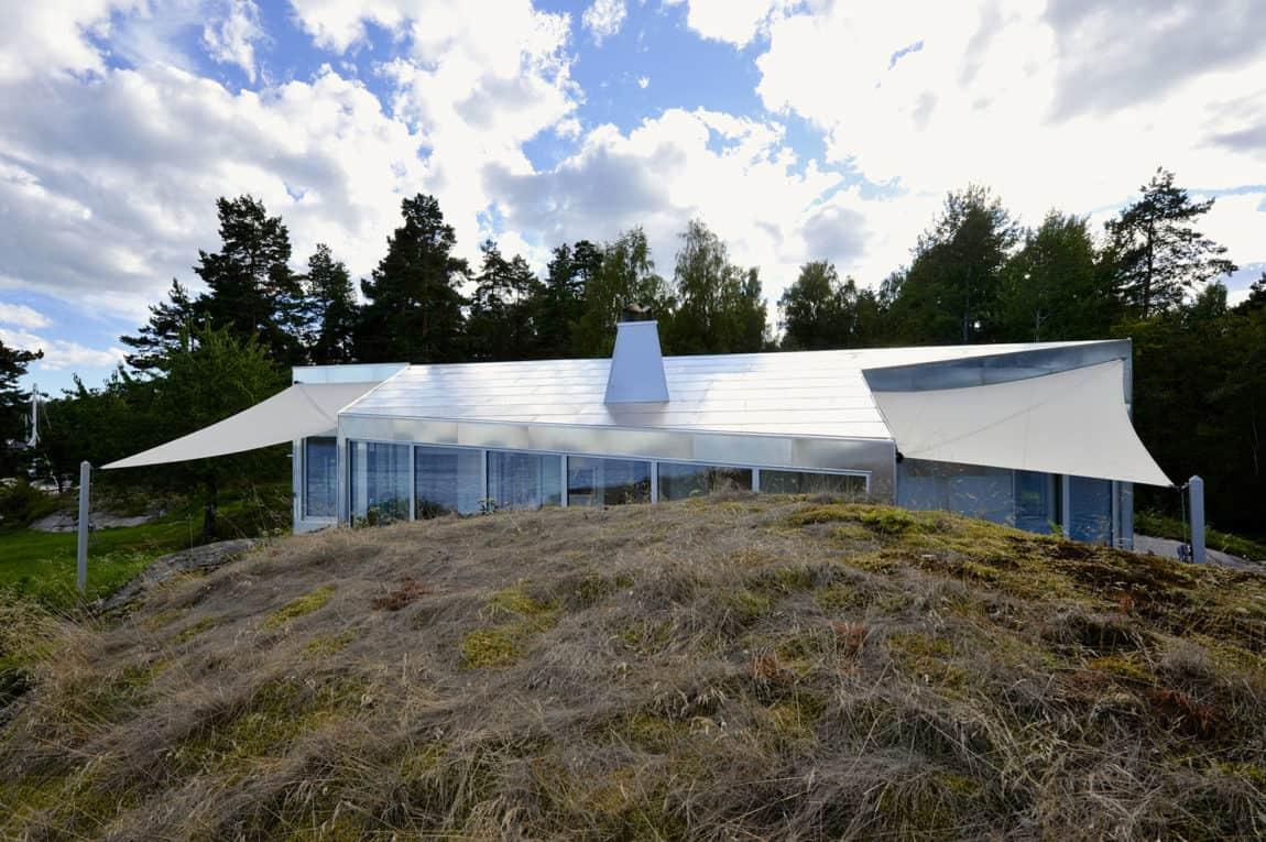 The Aluminum Cabin by JVA (1)
