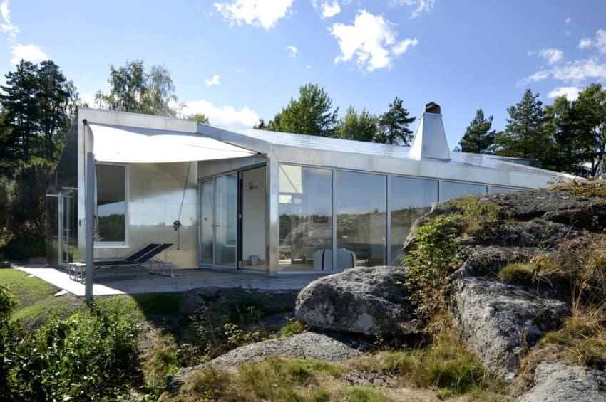 The Aluminum Cabin by JVA (2)