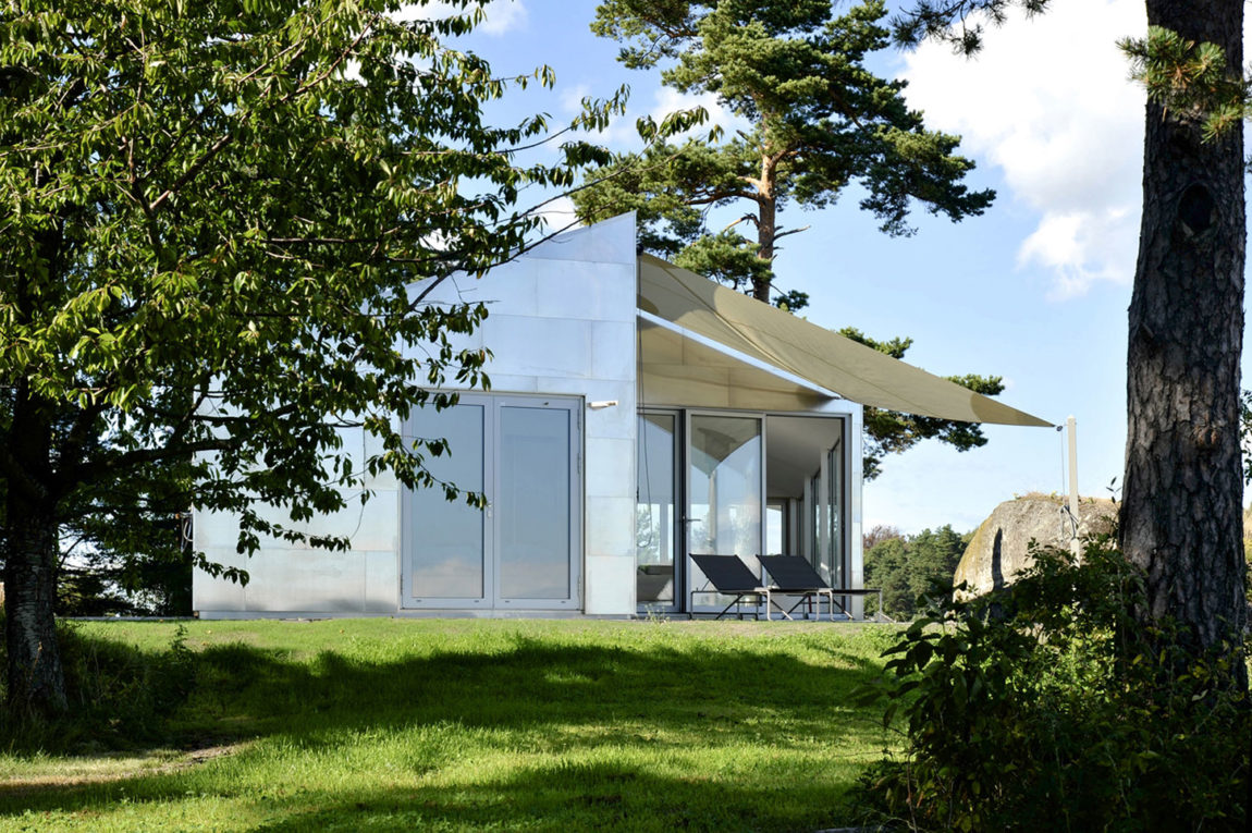 The Aluminum Cabin by JVA (3)