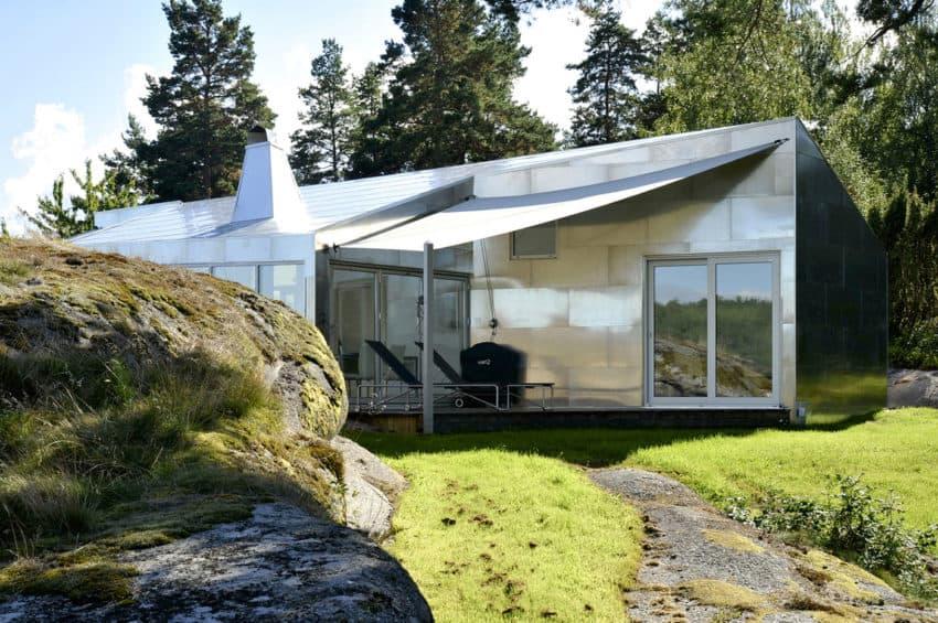 The Aluminum Cabin by JVA (4)