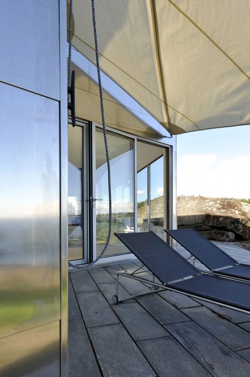 The Aluminum Cabin by JVA (5)