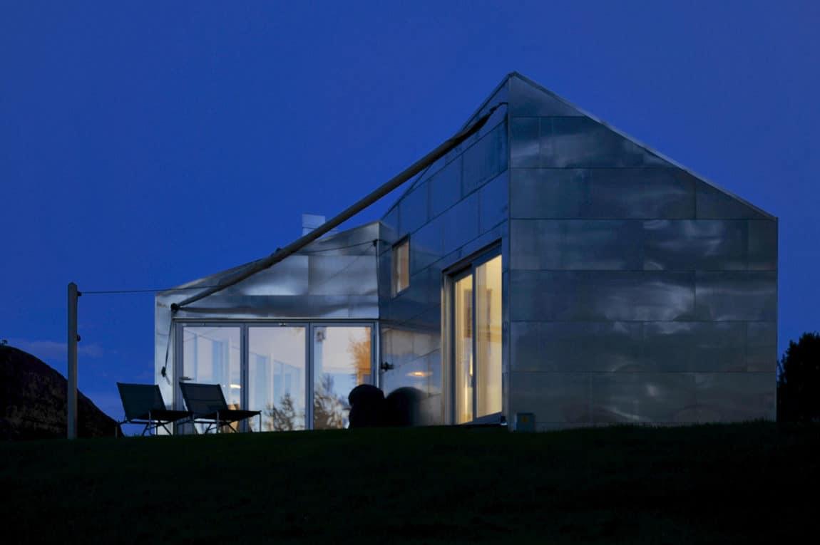 The Aluminum Cabin by JVA (16)