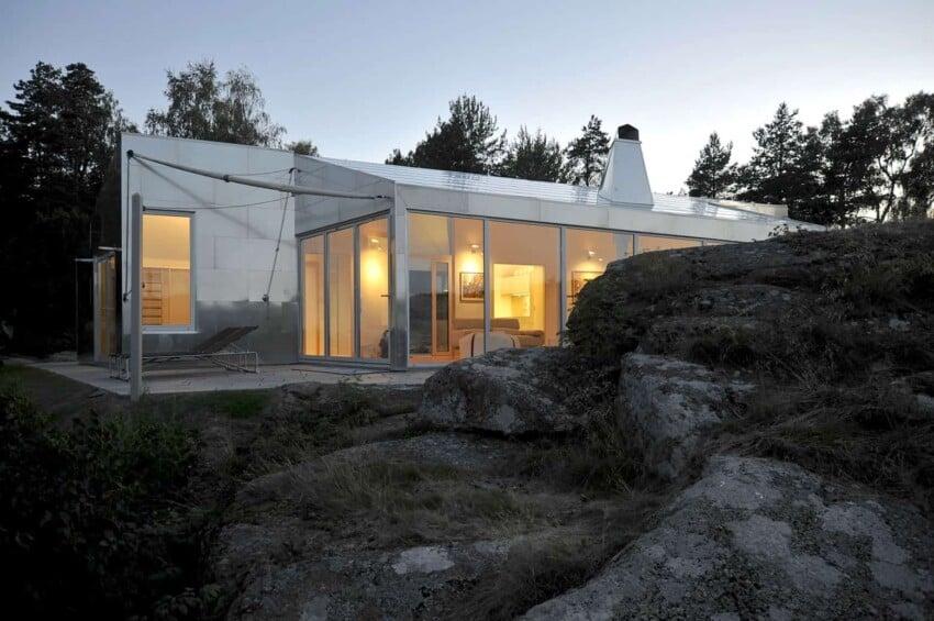The Aluminum Cabin by JVA (18)