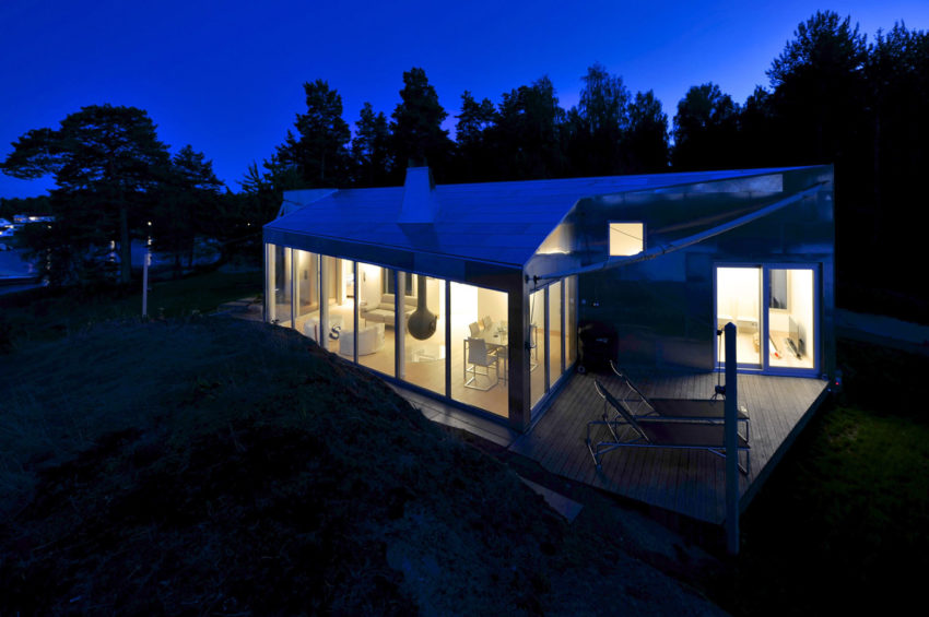 The Aluminum Cabin by JVA (19)