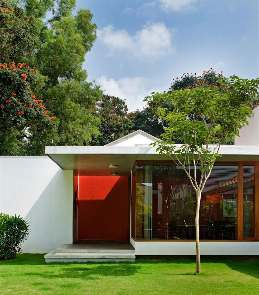 The Library House by Khosla Associates (5)