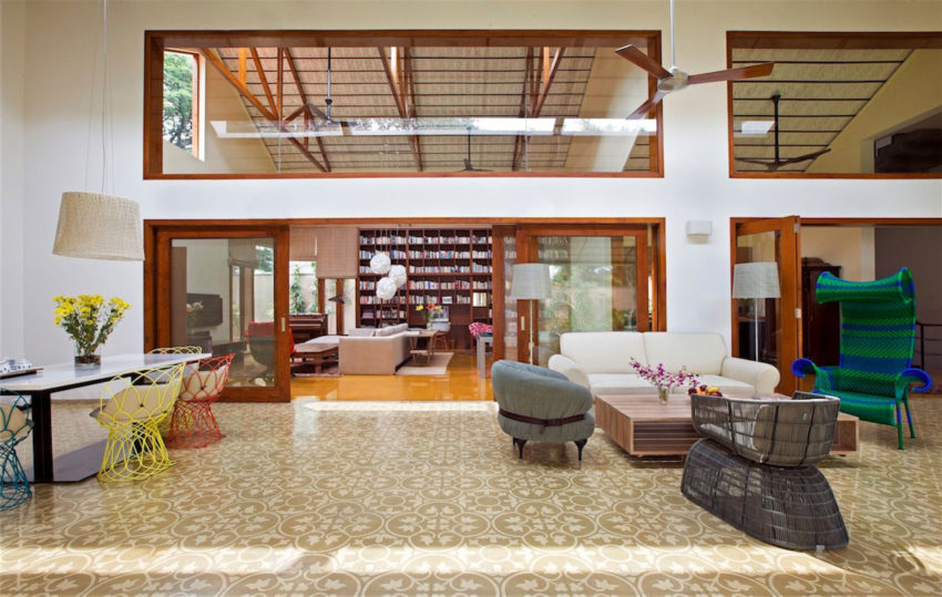 The Library House by Khosla Associates (8)
