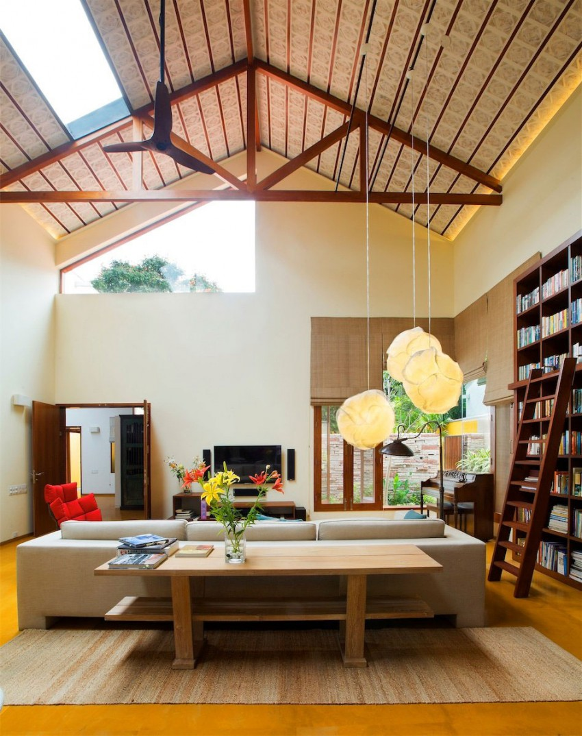 The Library House by Khosla Associates (11)