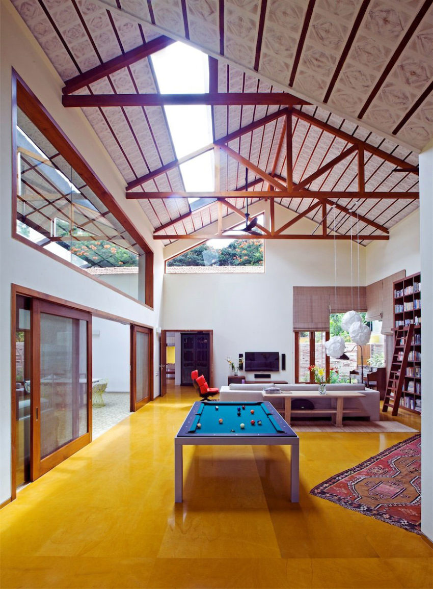 The Library House by Khosla Associates (12)