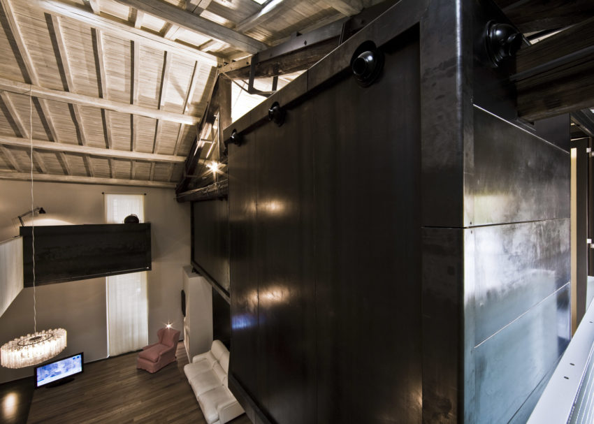 The Trastevere Loft in Rome by MdAA architects (9)