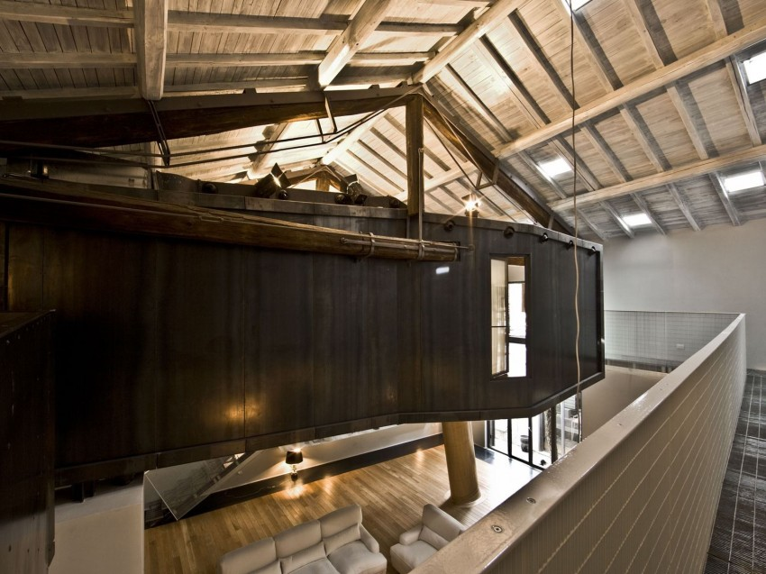 The Trastevere Loft in Rome by MdAA architects (10)