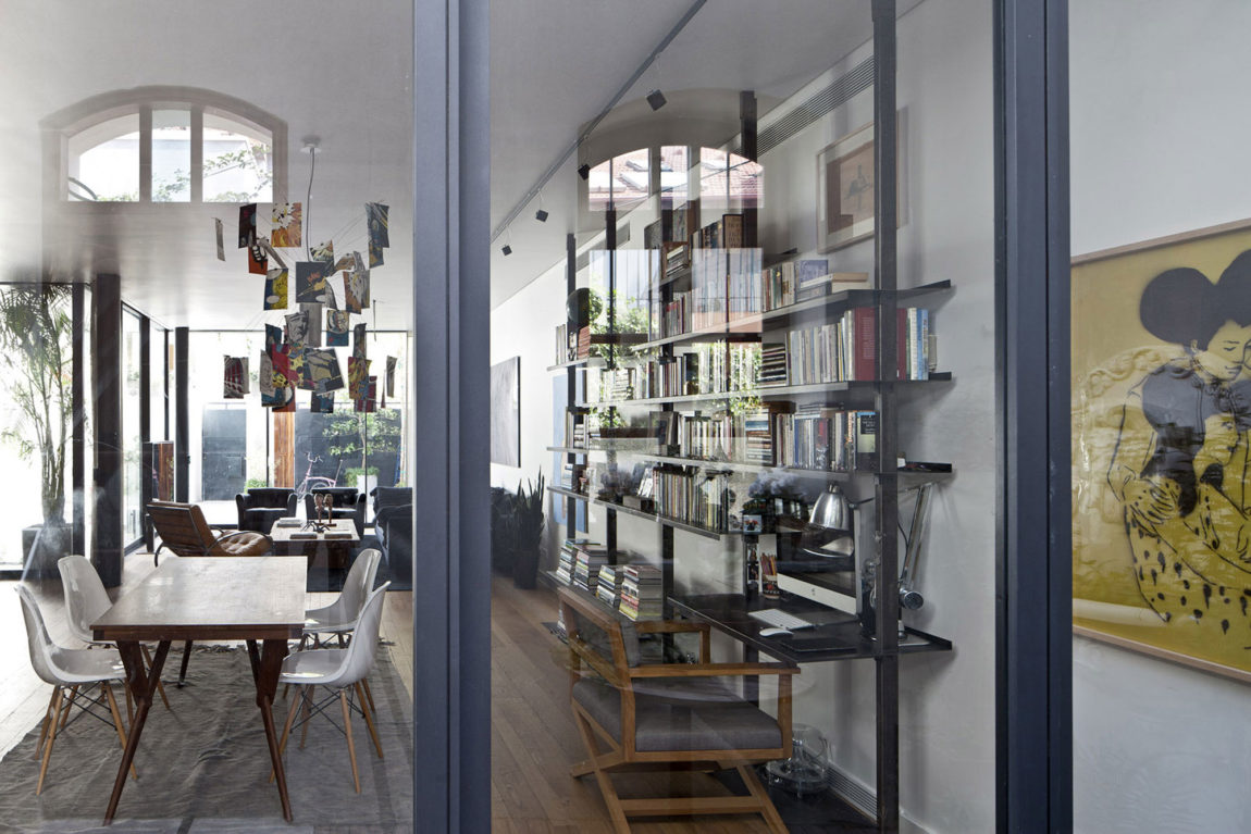 V House by Paz Gersh Architects (6)